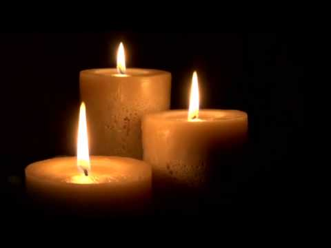 Romantic Candles With Soft Music (1 Hour)