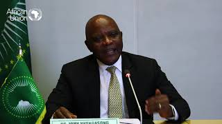 COVID19  Africa Responds Interview: Dr John Nkengasong Director Africa Centers for Disease Control