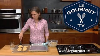 Easy Peanut Butter Cookie Recipe - Legourmettv