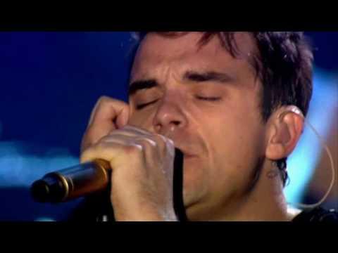 Robbie Williams - Come Undone [Live in Berlin]