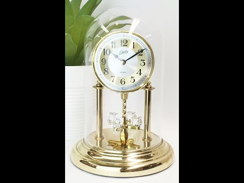 Clock Strike Chime Sound Enfield Pendulum Mantle 908