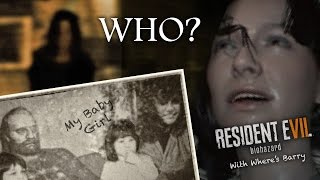 RESIDENT EVIL 7 | THE BAKER'S DAUGHTER | RE7 Theories | Mia Baker Thoughts