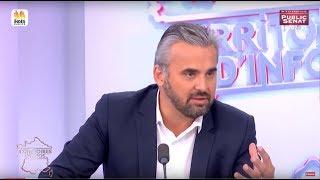 Invité : Alexis Corbière - Territoires d'infos (12/09/2017)