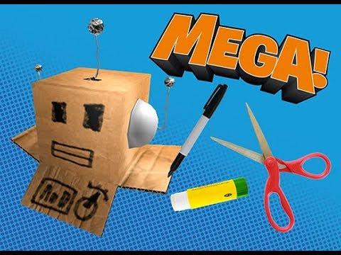 Mr Robot Roblox Roblox Make A Robot Head Mega Magazine Youtube