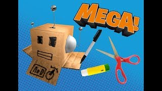 Roblox | MAKE A ROBOT HEAD! | MEGA Magazine