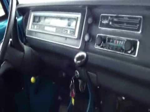 1971 Dodge Power Wagon Sno-Commander.wmv - YouTube