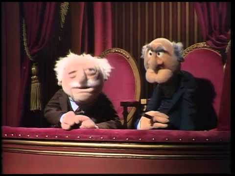the muppet show all the statler and waldorf s1 e1 youtube. Black Bedroom Furniture Sets. Home Design Ideas