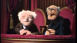 The Muppet Show All The Statler and Waldorf S1 E1