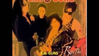 L.A. GUNS - Nobody's Fault