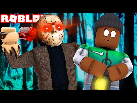 HUNTED BY THE KILLER IN ROBLOX