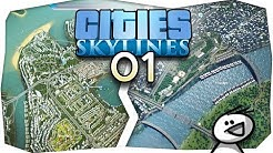 Cities: Skylines - EURE Städte [#01] - Zeigt her, was ihr gebaut habt!