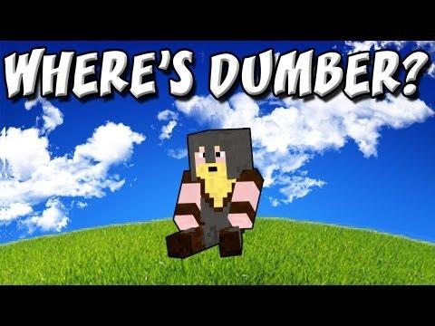★ Minecraft: Where's Dumber? ★