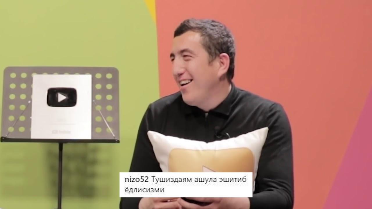 Dizayn a'zosi Abdurahmon Mavlonov va Javlon Markaz - Instagramdagi izohlar