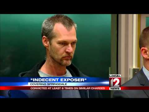 Indecent Exposure: Man convicted at least 6 times on similar