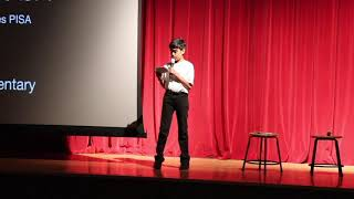 A Different Way to do Math | Yash Tahiliani | TEDxKids@HartwoodElementary