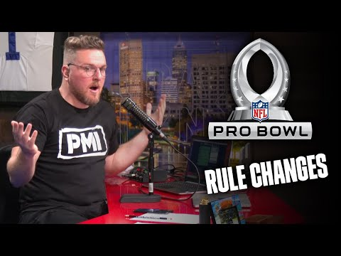 Pat McAfee's Thoughts On Pro Bowl's New Rules