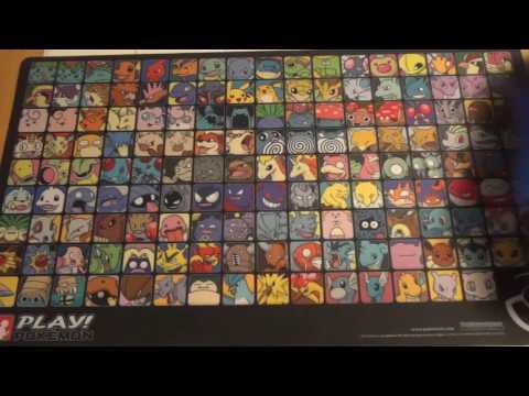 Pokemon Trade/Sale Binder - Base through Fates Collide - Holos, Rares, Reverses