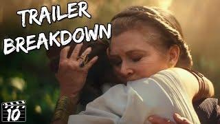 Star Wars Episode IX The Rise Of Skywalker Trailer Breakdown