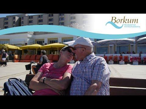 Tag des Kusses auf Borkum