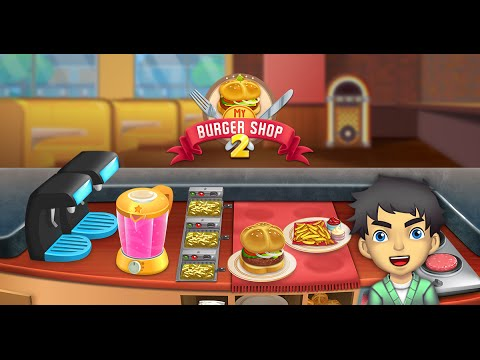 My Burger Shop 2 - Restaurant Management Game for iPhone and Android