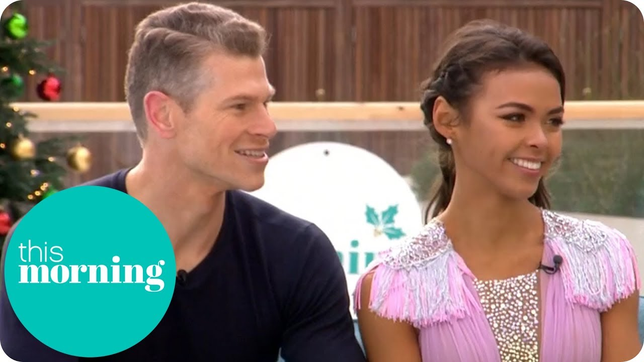 Meet the Dancing on Ice Professionals! | This Morning - This Morning