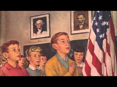 Pledge of Allegiance Song music by Mrs. Music; performed by the West LA Children's Choir