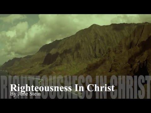 Righteousness In Christ (New Gospel Song)