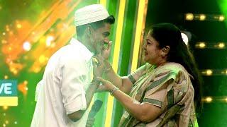 Paadam Namukku Paadam | Khwaja mera Khwaja song by Aravind  | Mazhavil Manorama