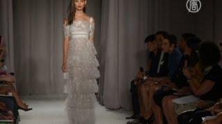 Коллекция от Marchesa на нью-йоркской Неделе моды (новости)