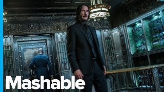 John Wick Director Talks About Hitting Keanu Reeves With A Car