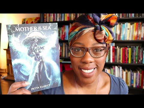 46.  Mother of the Sea by Zetta Elliott - Book Review (Also: Book Club Shoutout!)