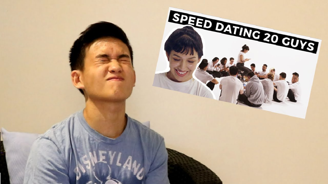 20 vs 1 speed dating