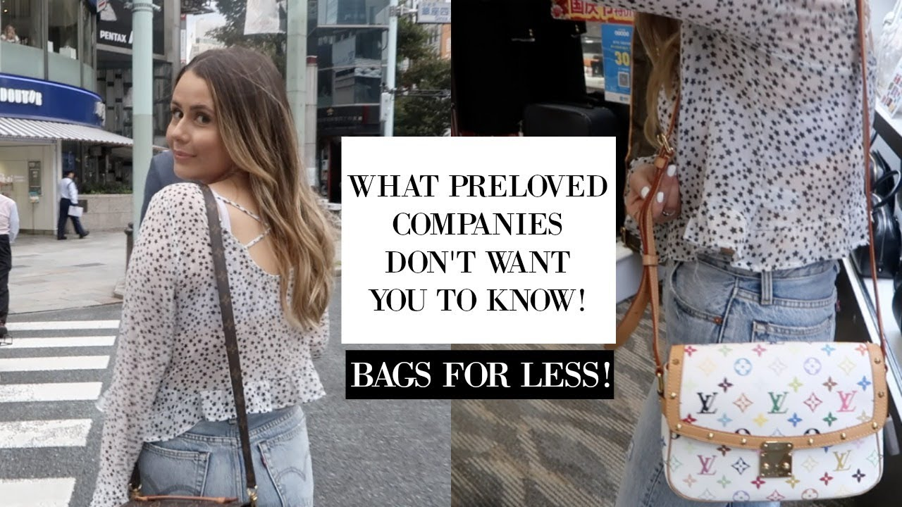 e81912c60aa8 WHAT PRE-LOVED LUXURY STORES DON T WANT YOU TO KNOW... - YouTube