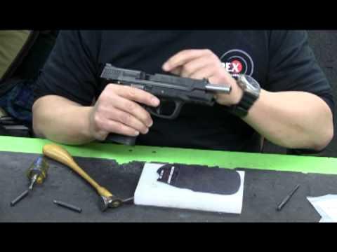 Custom m amp p 9mm with wilson combat threaded barrel doovi