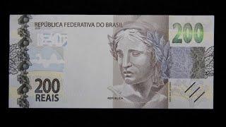 Qual é o valor real de uma cédula de 200 reais?tem gente vendendo até por 500 reais.