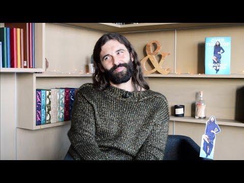 Jonathan Van Ness: The Waterstones Interview