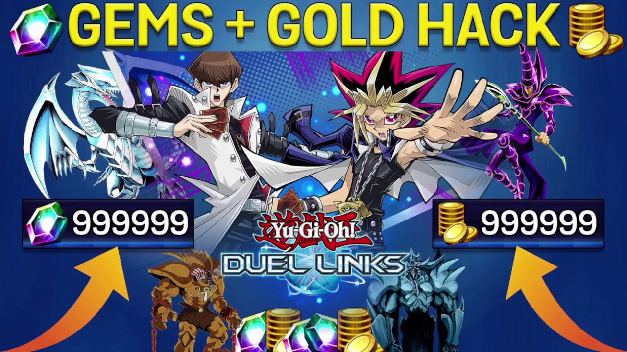 Yu Gi Oh Duel Links Hack Yu Gi Oh Duel Links Free Gems