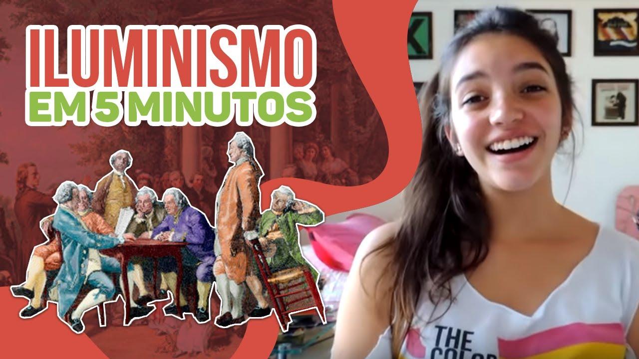 Download ILUMINISMO: RESUMO EM 5 MINUTOS (Débora Aladim)