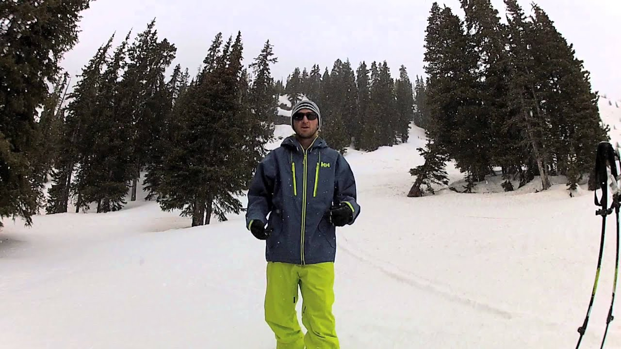 9436c6b5baa Michael Maroney Reviews the Velocity Insulated Pant - YouTube
