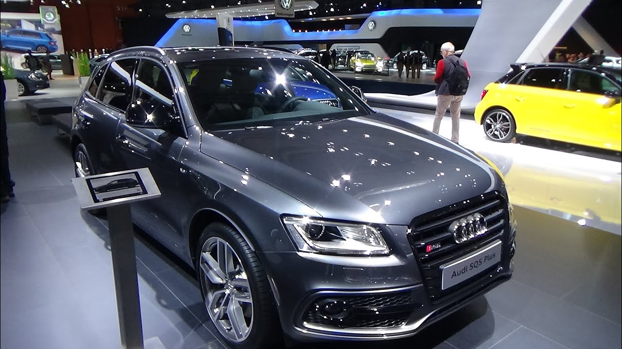 2016 Audi Sq5 Plus Exterior And Interior Auto Show Brussels