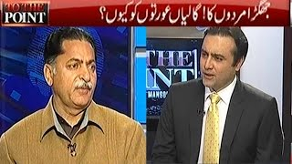 To The Point 10 March 2017 | Javed Latif Exclusive - Express News