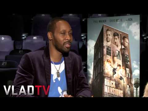 RZA: Some Called Me Soft for Song About Paul Walker