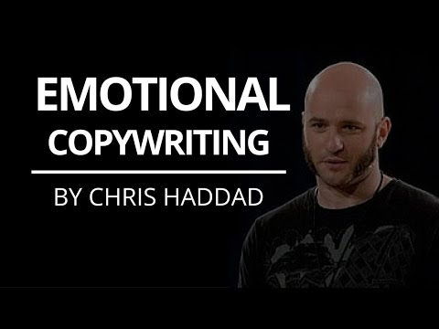 The Emotional Side Of Copywriting | Chris Haddad