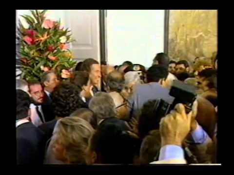 Moreira Franco: posse como governador do Rio de Janeiro -- parte 2.