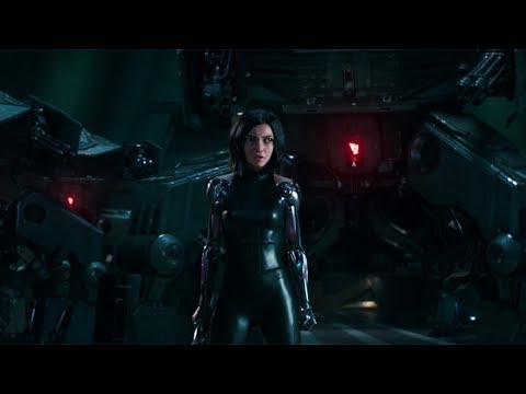 Alita: Battle Angel – TV Spot Today