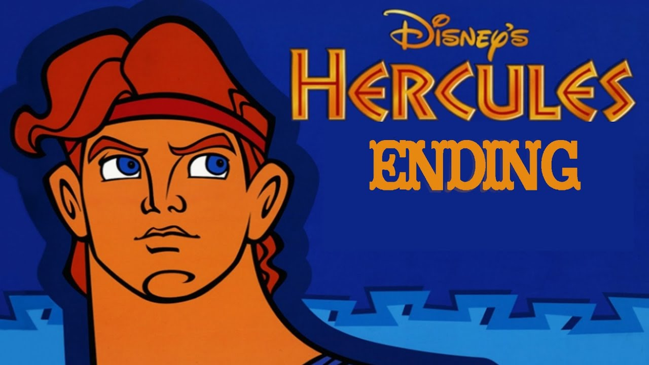 HERCULES vs HADES - Disney's Hercules: Action Game (Ending ...