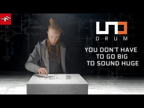 Announcing UNO Drum analog/PCM drum machine