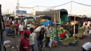 Market Cartagena Colombia