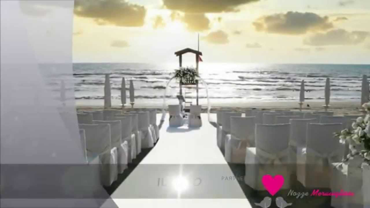 Location Matrimoni Spiaggia Jesolo : Kanathè location per matrimoni in spiaggia youtube