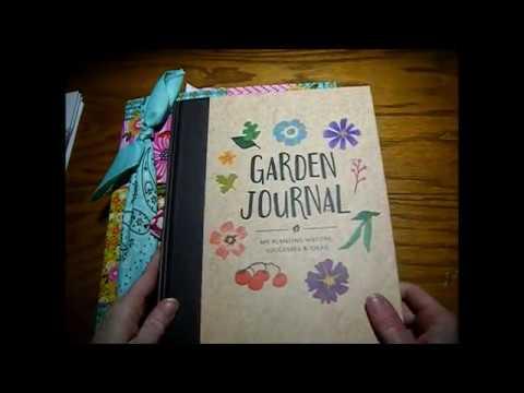 Janie's Garden Journal 2018